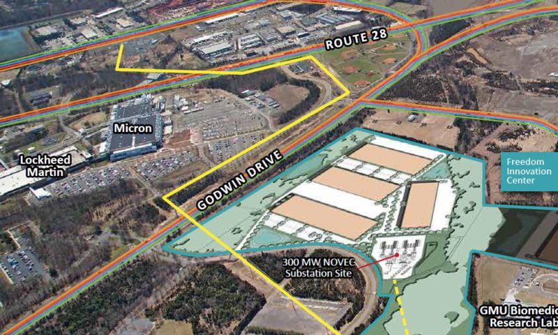 Freedom Innovation Center - 3 - Industrial - Lease - Property View