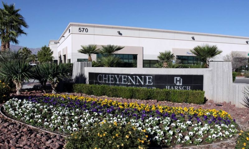 Cheyenne Commerce Center - Bldg D