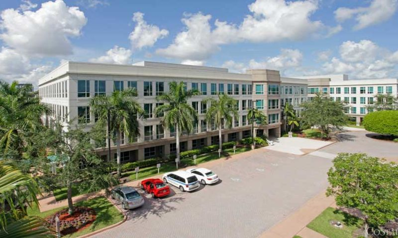 Peninsula Executive Center I - Office - Lease - Property View
