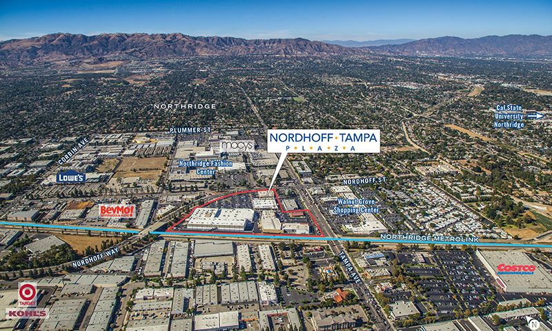 Nordhoff Plaza - Retail - Lease - Property View