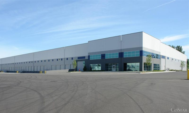 Kelley Point Distribution Center - Building 4 - Industrial - Lease - Property View