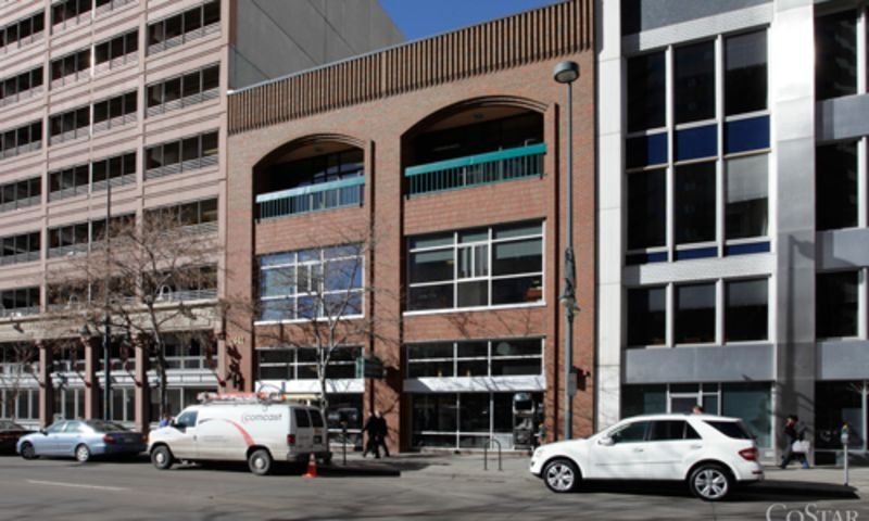 1641 California Street - Office - Lease - Property View