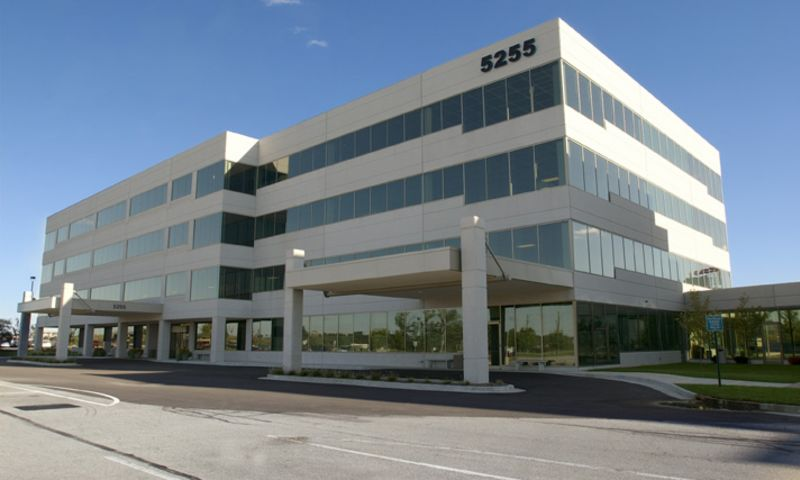 Franciscan Health Greenwood Professional Center II - Office - Lease - Property View