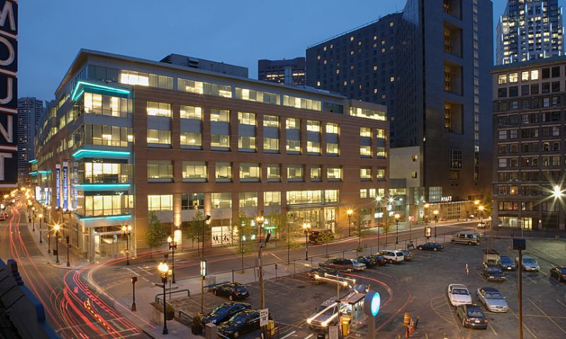 Lafayette City Center - Office - Lease - Property View