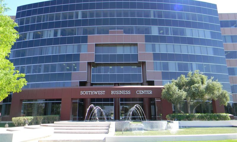 Southwest Business Center - Office - Lease - Property View