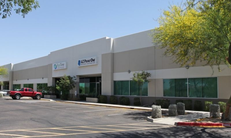 19th Avenue Corporate Center - Industrial - Lease - Property View