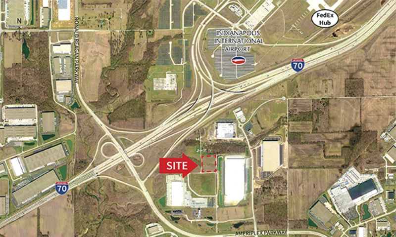 Ameriplex - Site 32 - Industrial - Lease - Property View