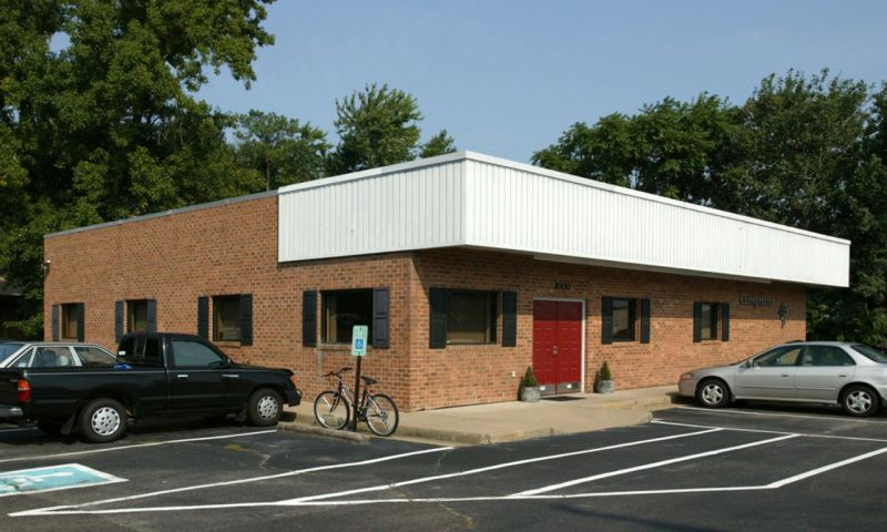 8500 Staples Mill Rd - Office - Lease - Property View