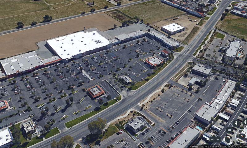 Hemet - Party City - Retail - Sublease - Property View