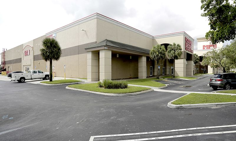 1400 NW 167th Street - Retail - Lease - Property View