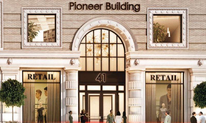 The Pioneer Building