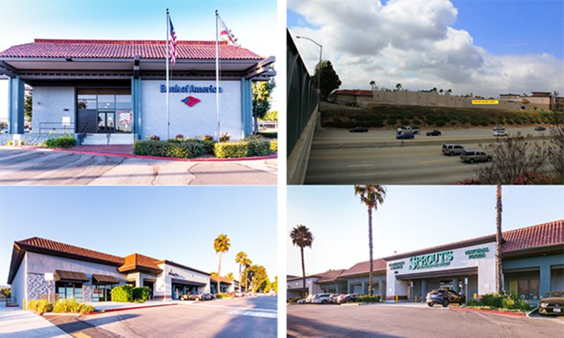 Foothill Plaza - Retail - Lease - Property View