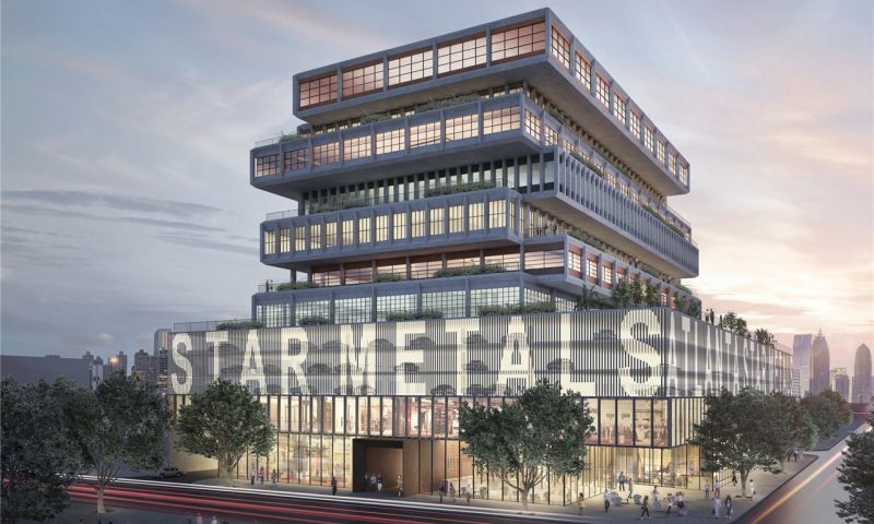 Star Metals - Office - Lease - Property View