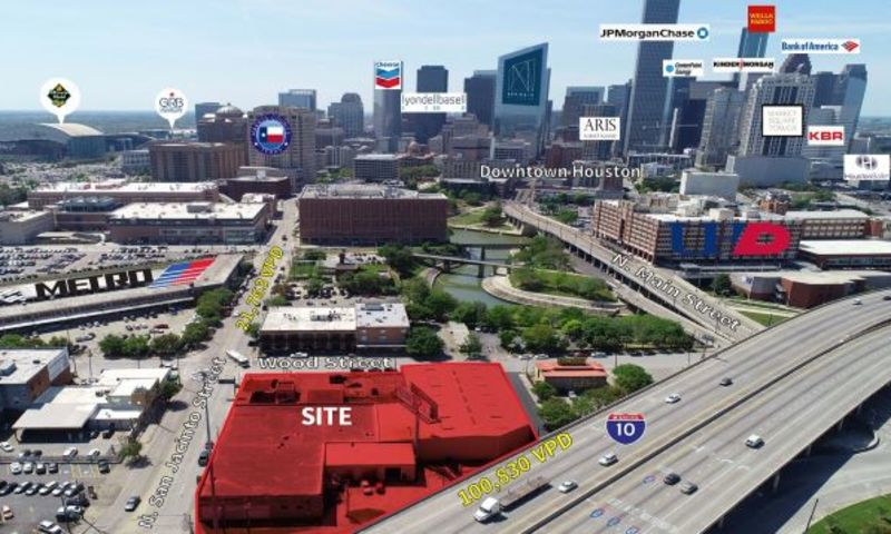 1021 N San Jacinto St - Land - Sale - Property View