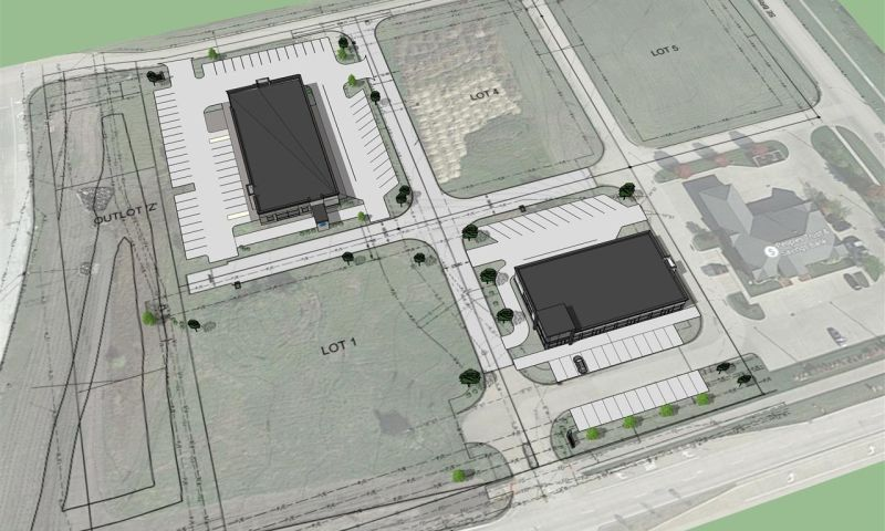 Central Crossing - Retail - Lease - Property View
