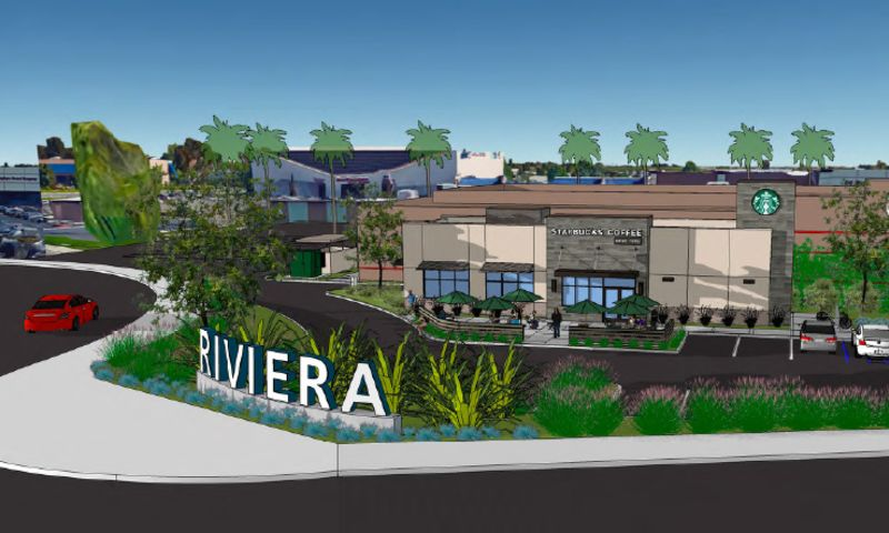 Riviera Plaza - Retail - Lease - Property View