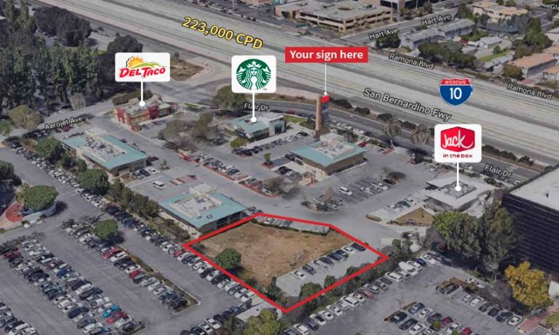 Flair Plaza - Retail - Lease - Property View