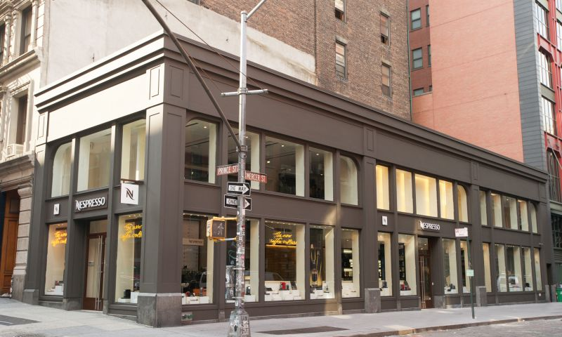 92 Prince Street - Retail - Sublease - Property View