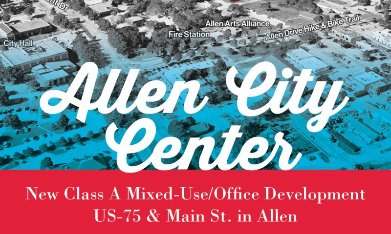 Allen City Center - Office - Lease - Property View