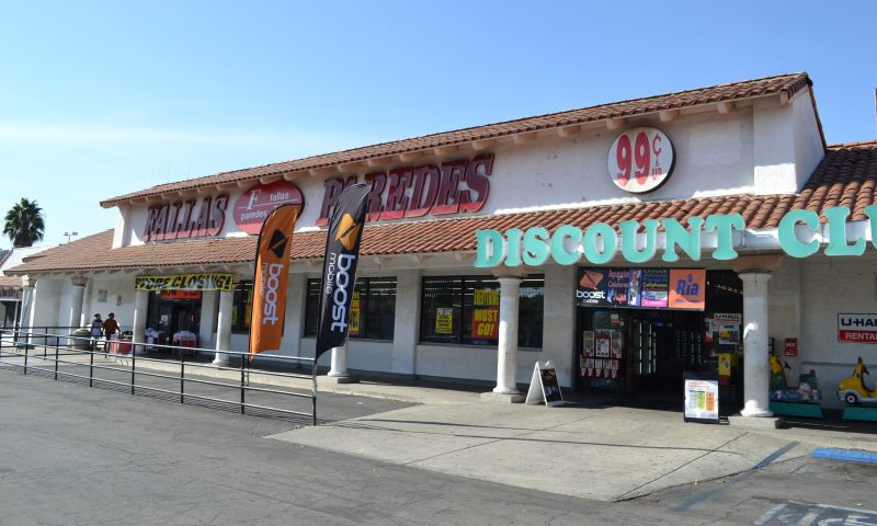 Fallas Box Highland Park - Retail - Lease - Property View