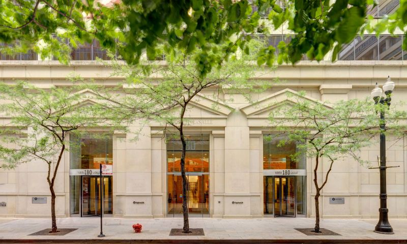 180 N LaSalle St - Retail, Office - Lease - Property View