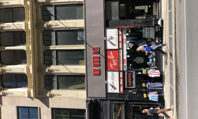 678 Broadway - Retail - Lease - Property View