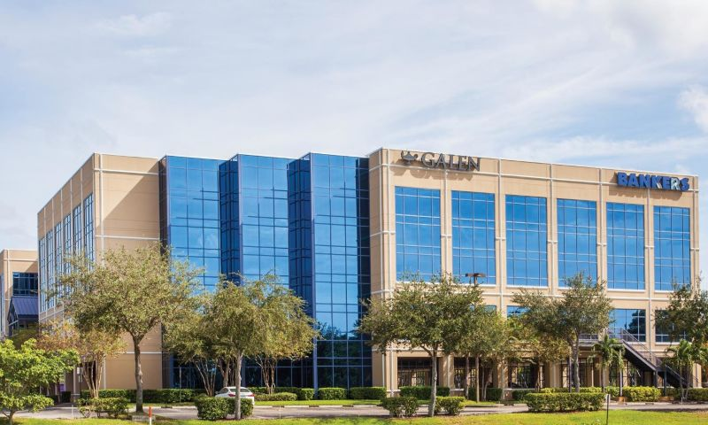 Roosevelt Corporate Center III - Office - Lease - Property View