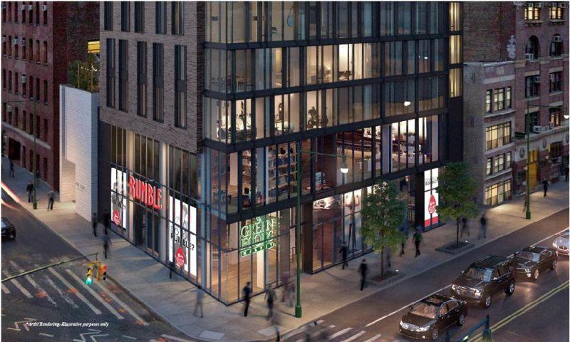 117 Livingston Street - Retail - Lease - Property View