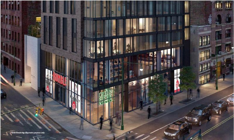 117 Livingston Street - Retail - Lease - Property View