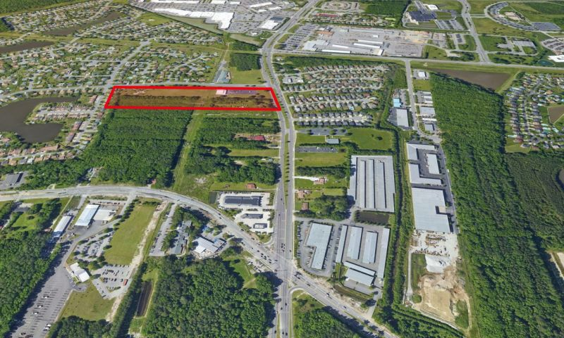 3550 E Virginia Beach Boulevard - Industrial - Sublease - Property View