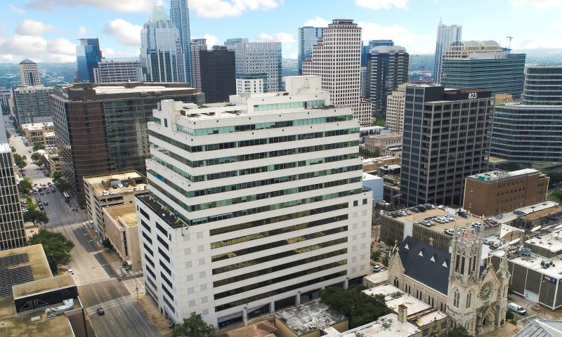 Capitol Tower - Office - Lease - Property View