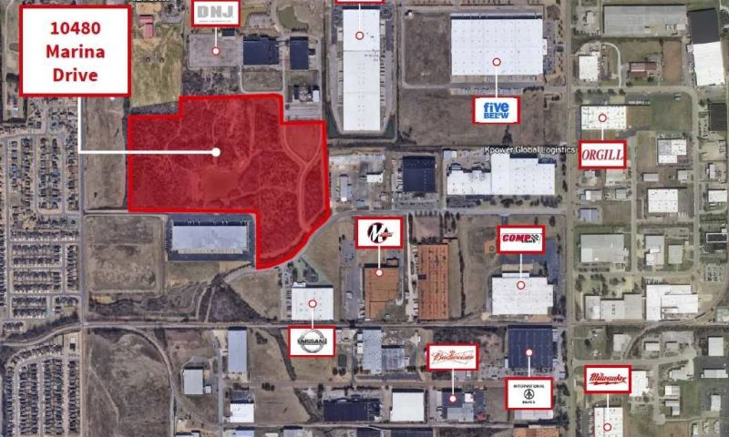 10480 Marina Drive - Land - Sale - Property View