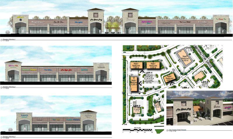 Melissa Village - Retail - Lease - Property View