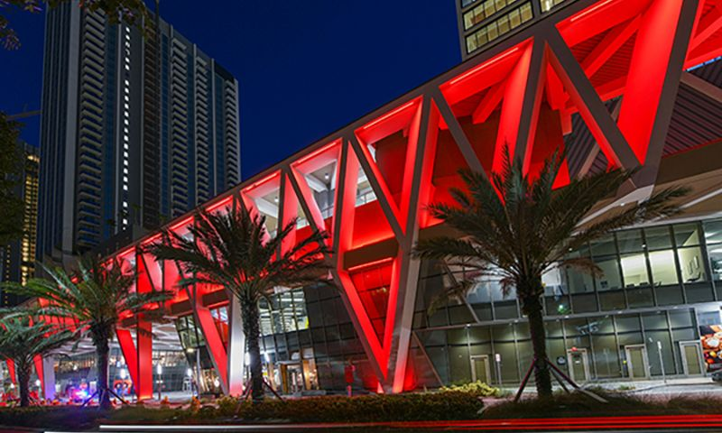 Virgin MiamiCentral - Retail - Lease - Property View