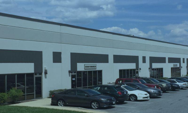 Baltimore Washington Industrial Park | Tucker Bldg - Industrial - Lease - Property View