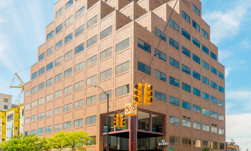 One North Main - Office - Lease - Property View