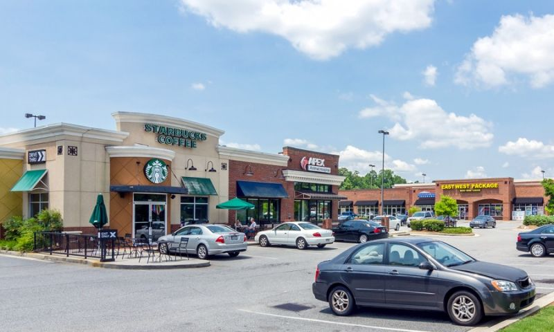 Aspire Center - Retail - Lease - Property View
