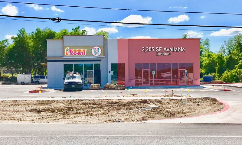 1701 Hewitt Drive - Retail - Lease - Property View
