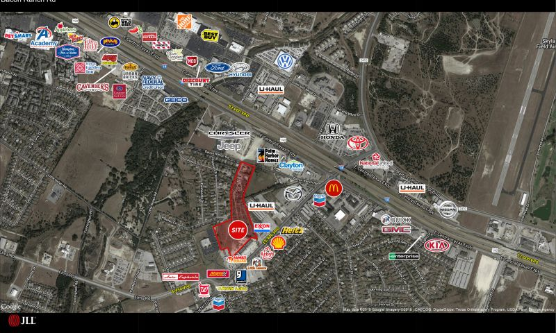Bacon Ranch Road - Retail - Sale - Property View