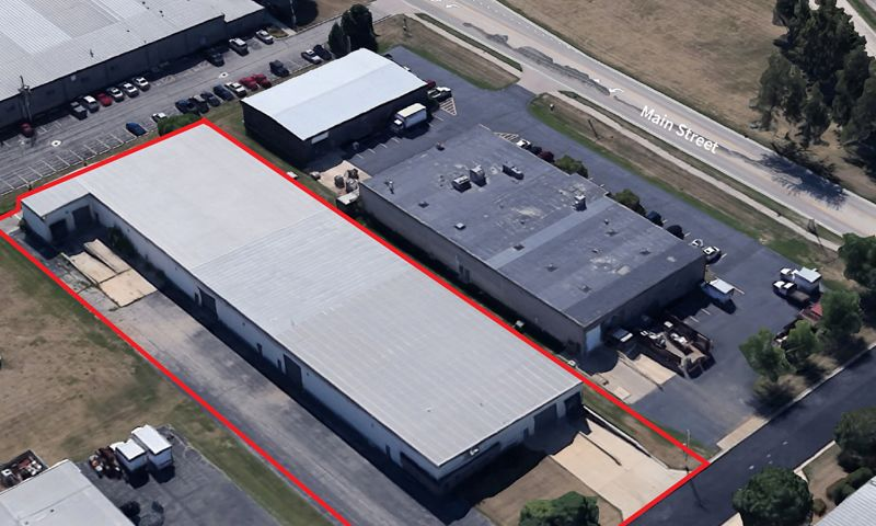 11012 N Bakley St - Industrial - Sale, Lease - Property View