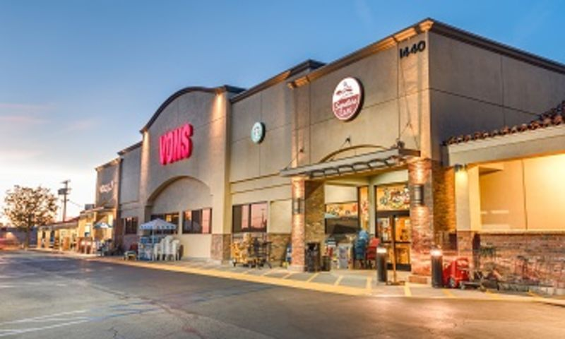 Pacific View Shopping Center - Retail - Lease - Property View
