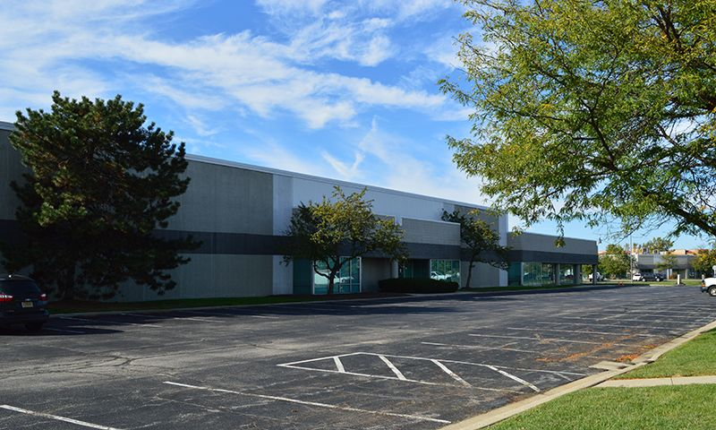 Hillsdale Business Park - Building 2 - Office - Lease - Property View