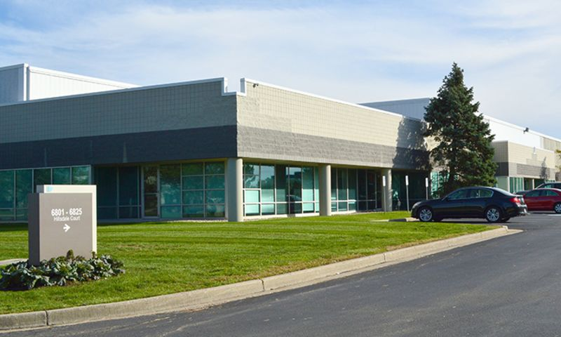 Hillsdale Business Park - Building 3 - Industrial - Lease - Property View