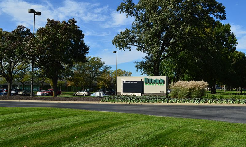 Hillsdale Business Park - Building 4 - Office - Lease - Property View