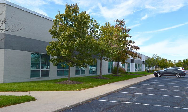 Hillsdale Business Park - Building 5 - Office - Lease - Property View