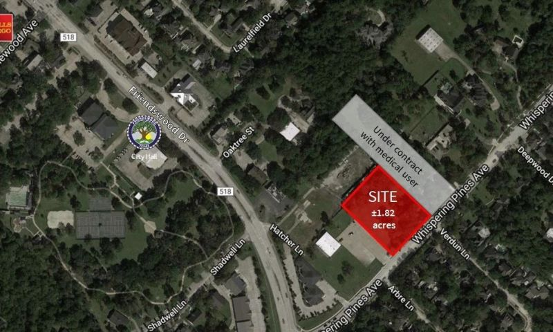 108 & 110 Whispering Pines Avenue - Land - Sale - Property View