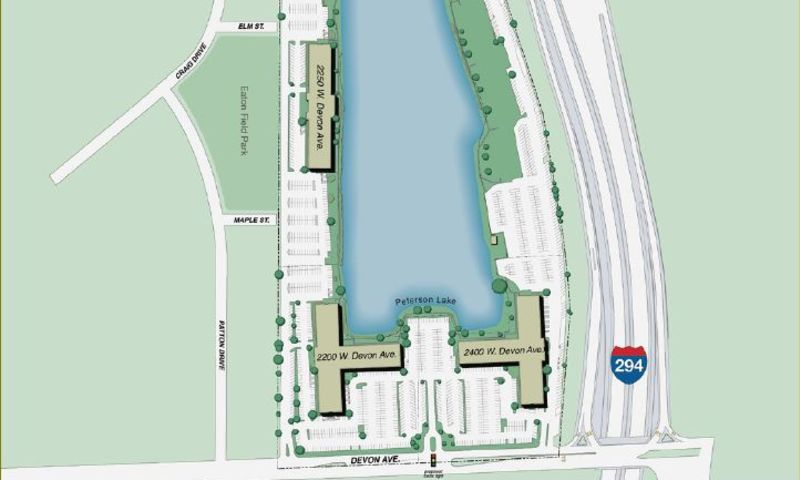 O'Hare Lake Office Park - Office - Lease - Property View