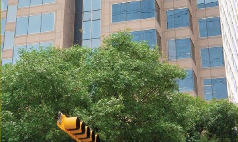 Temple-Inland Building - Office - Sublease - Property View