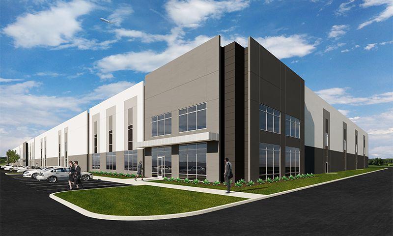 Ameriplex Site 40 - Industrial - Lease - Property View