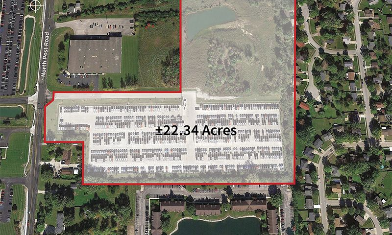 10010 Conveyor Dr - Land - Sale - Property View